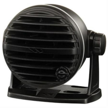 Standard Horizon 32325 10W Amplified Black Extension Speaker