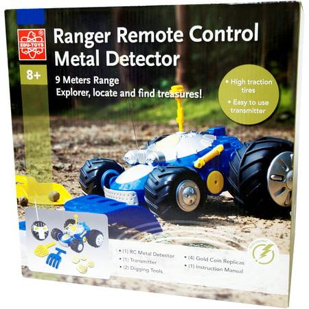 EDU Toys Ranger RC Metal Detector