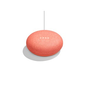 Google Home Mini- Coral