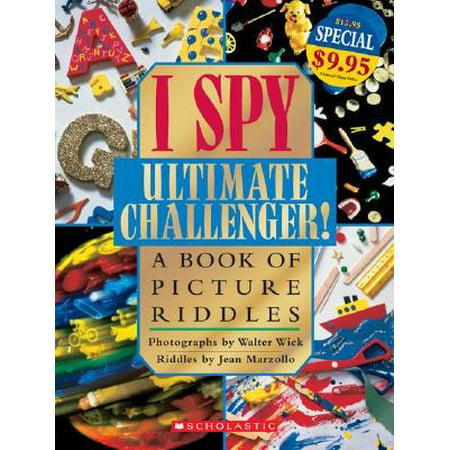 I Spy: Ultimate Challenger : Ultimate Challenger