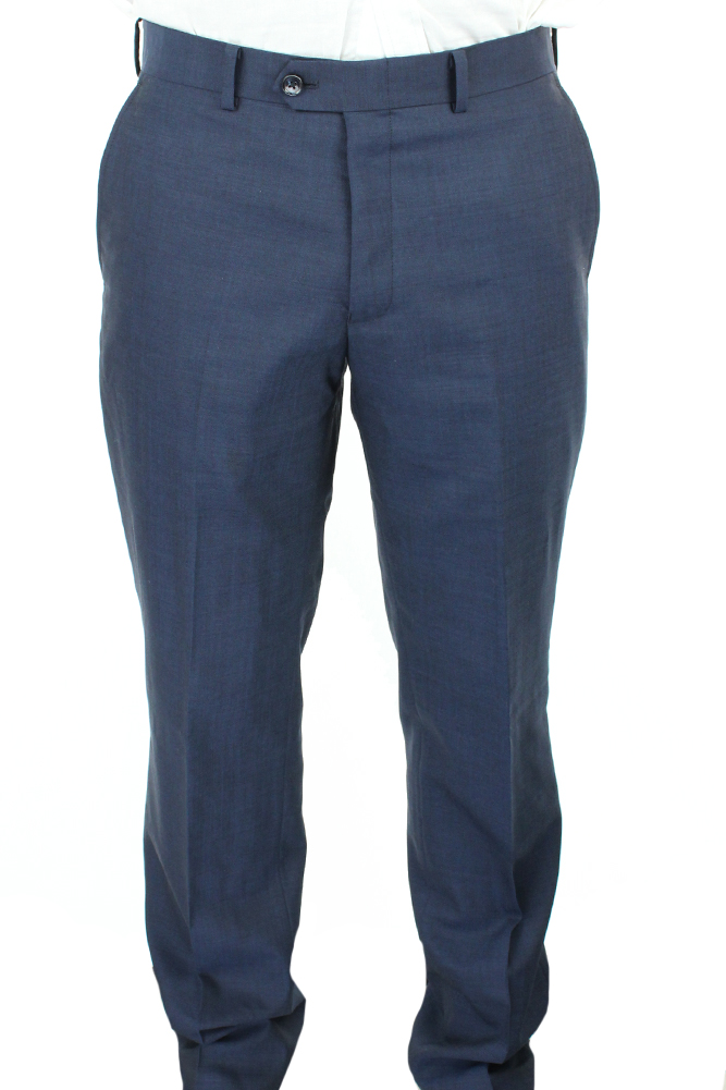 Bar Iii  Midnight Pinpoint Dress Pants Msrp