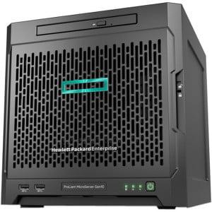 HPE ProLiant MicroServer Gen10 Micro Tower Server AMD Opteron X3421 8GB (Dedicated Micros Dvip Server)