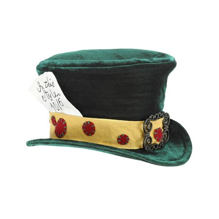 Alice In Wonderland The Madhatter Hat - Child Size