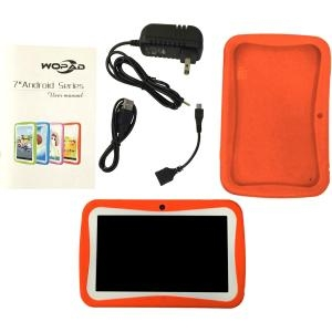 7IN ANDROID 4.4 DUAL CORE 4GB DUAL CAM WL GAMES