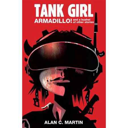 Tank Girl - Armadillo and a Bushel of Other Stories - eBook (Armadillo Recipe)