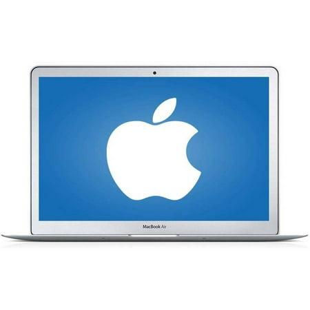 Refurbished Apple Macbook Air Intel Core I5 13 3 4gb Ram 128gb Ssd