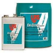 LPS Lps Em-Citro Emulsion Degreaser Lps 5 Gal Pail Em Citro: 428-02805 lps 5 gal pail em citro by LPS