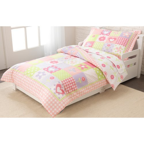 KidKraft Dollhouse Cottage Toddler Bedding - 77008