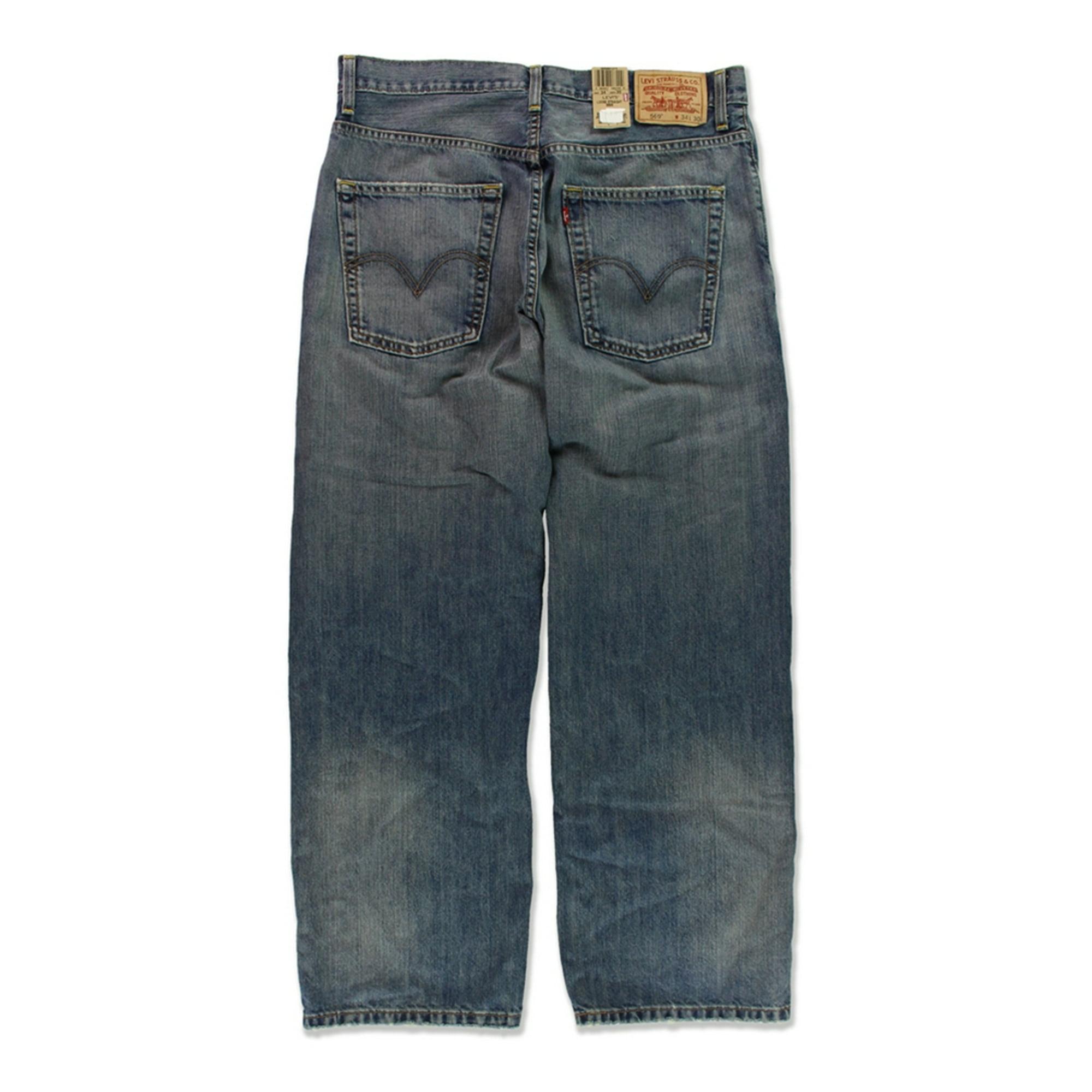 Straight Leg Jeans Lightwash 30x30