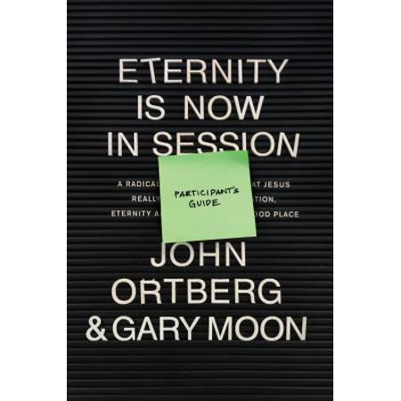 Eternity Is Now in Session Participant's Guide : A Radical Rediscovery of What Jesus Really Taught about Salvation, Eternity, and Getting to the Good Place