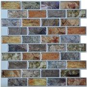Art3d 12 X 12 Self Adhesive Kitchen Backsplash Tile Peel And Stick