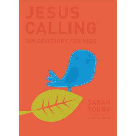 Jesus Calling: 365 Devotions for Kids : Deluxe Edition