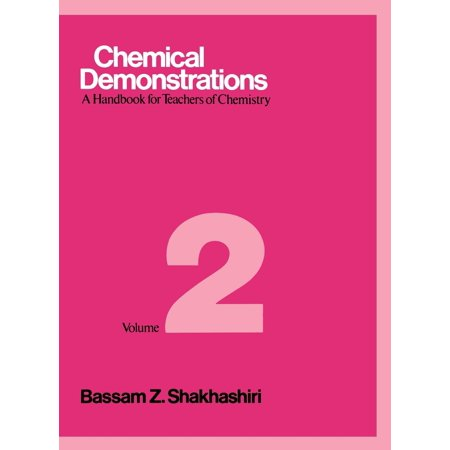 Chemical Demonstrations, Volume 2 : A Handbook for Teachers of Chemistry](Chemistry Demonstrations For Halloween)