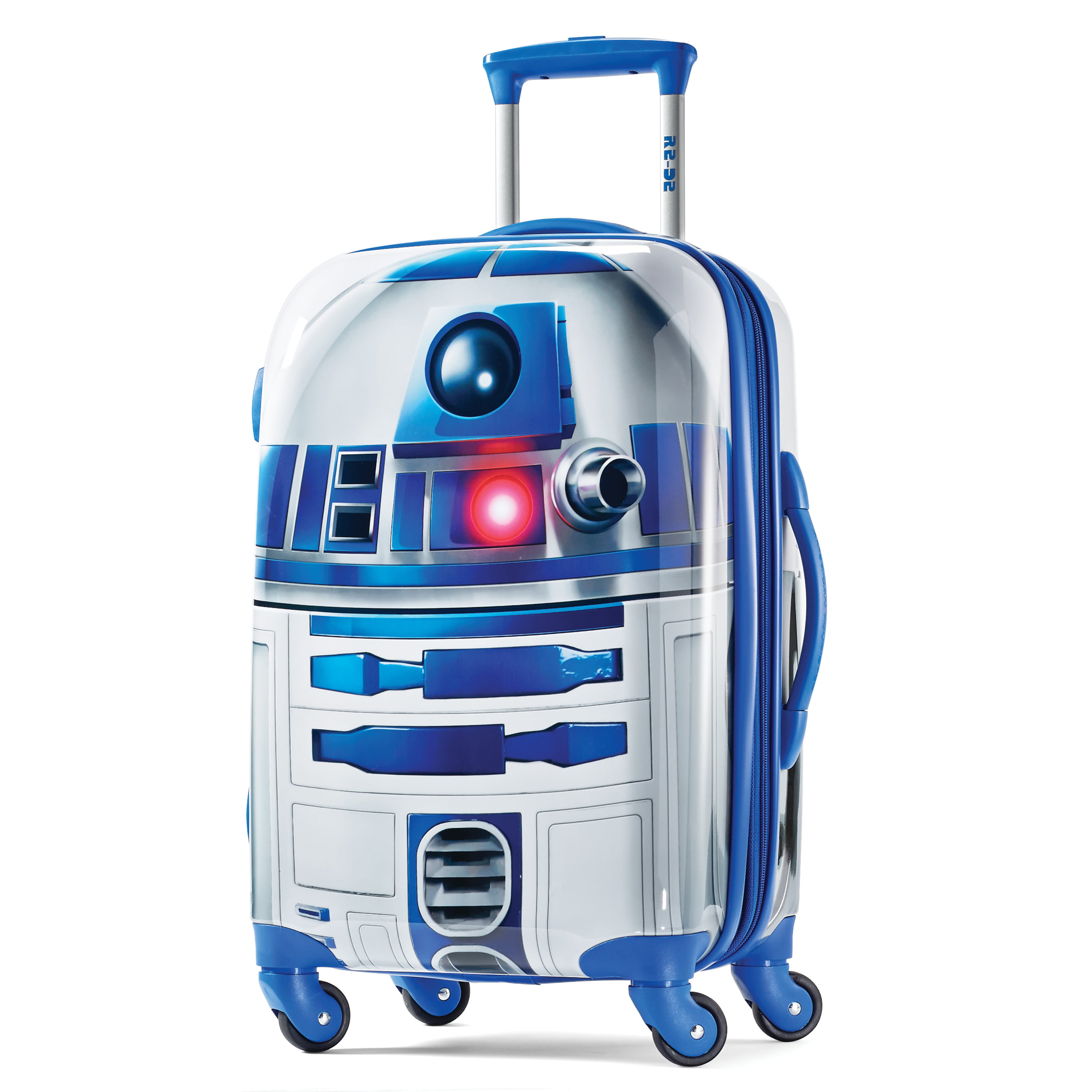 American Tourister Star Wars R2D2 21-inch Hardside Spinner, Carry-On Luggage, One Piece