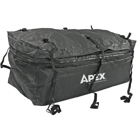 4c387616d7b Waterproof Hitch Cargo Carrier Rack Bag with Expandable Height - Walmart.com