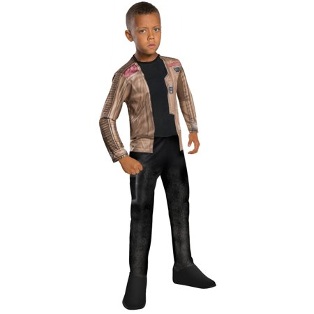 Star Wars Boys Finn Halloween Costume (Finn Jake Costume)
