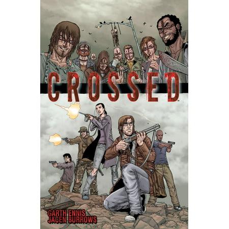Crossed Base (Crossed Volume 1 )