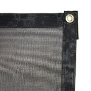 Black Shade Net 8' x 20'