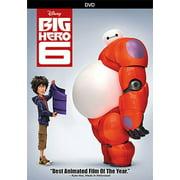 Big Hero 6 (Widescreen) by Walt Disney Studios