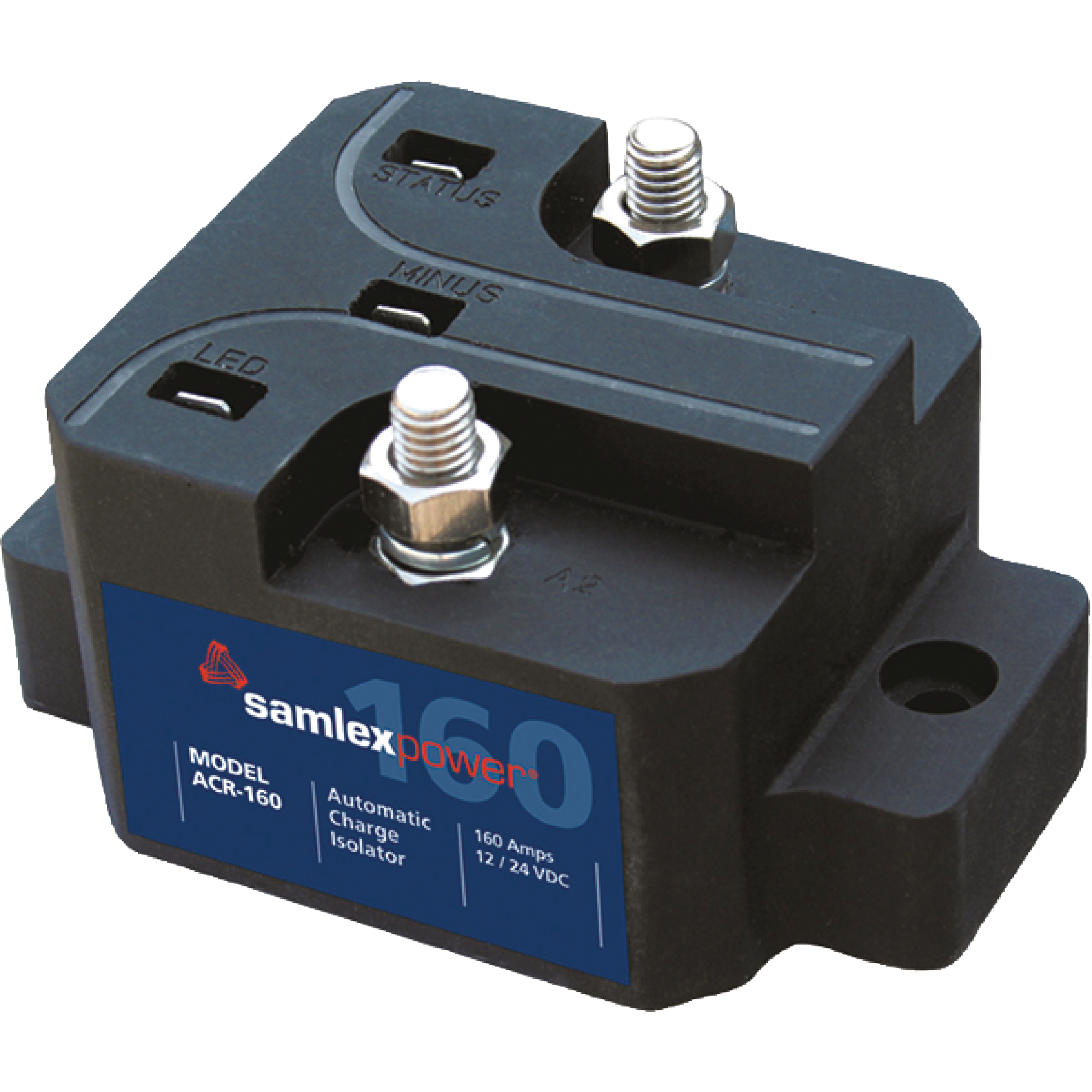SamlexPower ACR-160 Automatic Charge Isolator