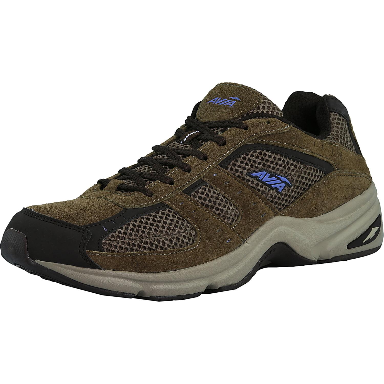 Avia Women's Avi-Volante Country Medium Brown   Purple Ankle-High Nubuck Hiking Shoe 8.5W by Avia