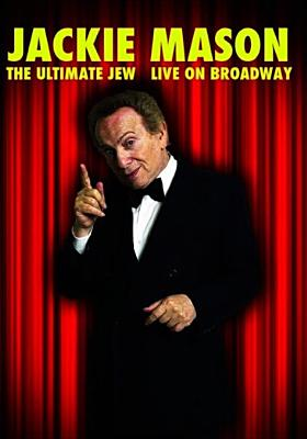Jackie Mason: The Ultimate Jew, Live on Broadway (DVD) by Filmrise