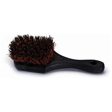 "Hardware House 29-2706 8"" STF Palmyra Pot Bristle Scrub Brush"