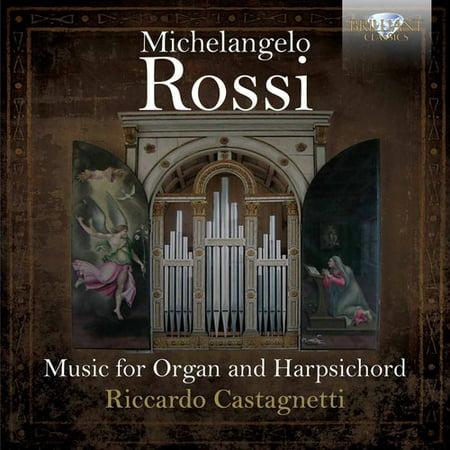 Music for Organ & Harpsichord for $<!---->