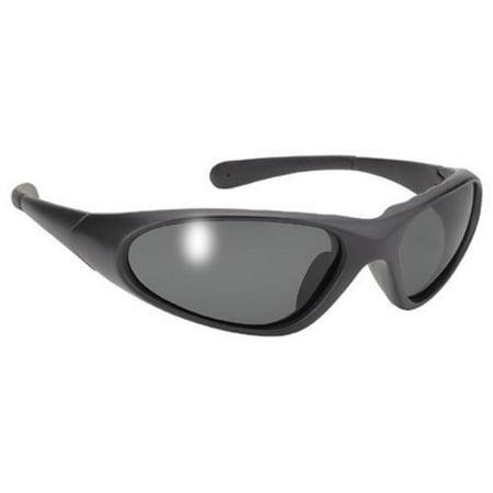 Pacific Coast Sunglasses Blaze Sunglasses Black / Smoke Lens (Black, (Sunglasses Blaze)