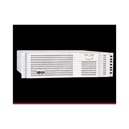 Tripp Lite SMART5000TEL3U SmartPro 208V 5kVA 3.75kW Line-Interactive Sine Wave UPS, 3U Rack/Tower, Network Card Options,USB, DB9 (3u Ups Replacement Battery)