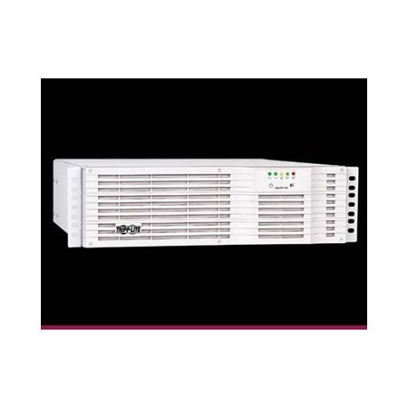 Tripp Lite SMART5000TEL3U SmartPro 208V 5kVA 3.75kW Line-Interactive Sine Wave UPS, 3U Rack/Tower, Network Card Options, USB, DB9 Serial