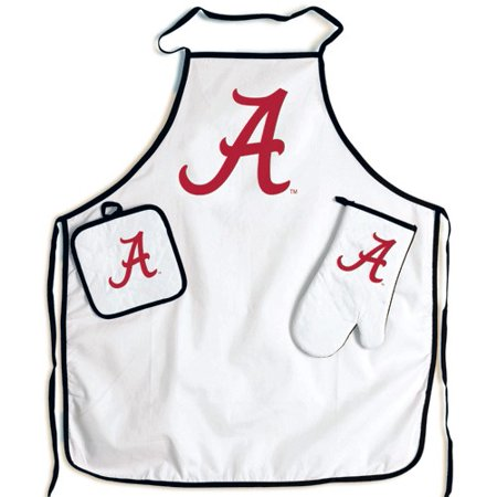 Alabama Crimson Tide Grilling Apron Set by McArthur