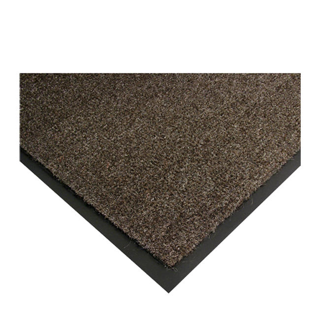 Rely-On Olefin Mat Walnut 2' x 3'