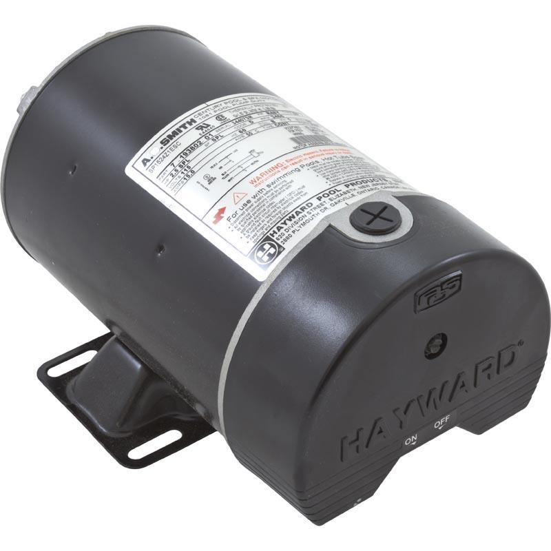 Hayward Motor, Matrix, 2.5Hp, 1-Spd W/ Switch #SPX1524Z1ESC