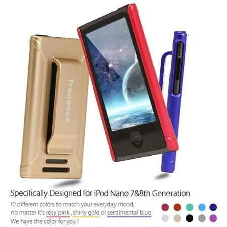 Tranesca Ultra Slim Protective Case for iPod Nano 7&8th Generation.(Sea Green) - image 3 de 4