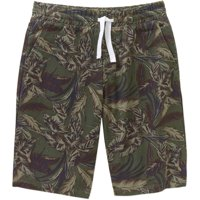 American Hawk Little Boys Canvas Shorts