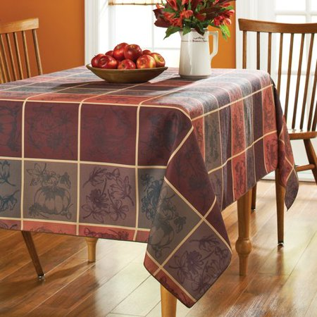 Better Homes And Gardens Harvest Vignettes Tablecloth 60