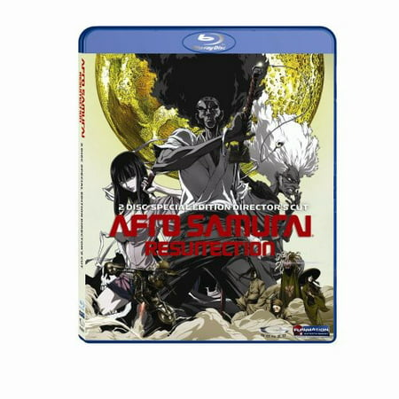 Afro Samurai: Resurrection (Director's Cut) (Blu-ray) - Movie Director Clapboard