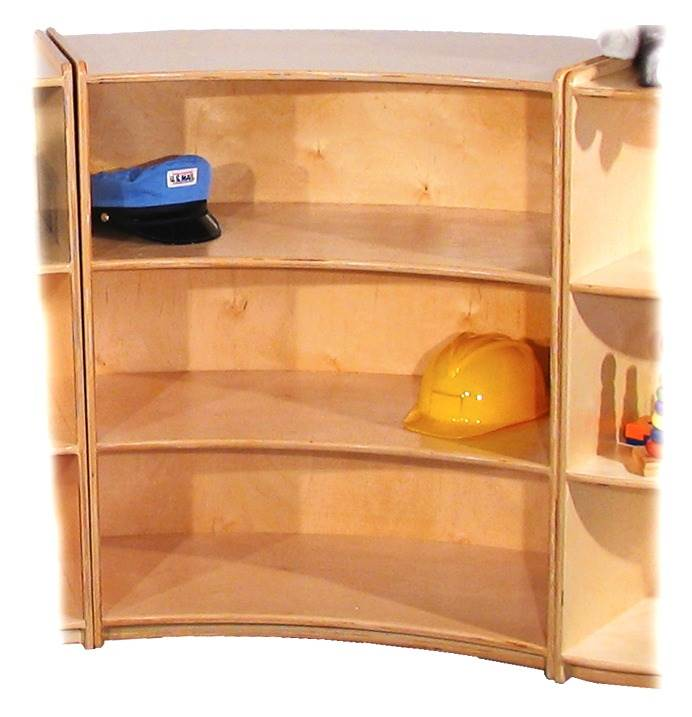 Mainstream Inner Wave Cabinet w 3-shelves