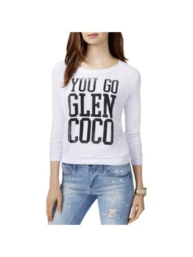 0f9a45b91 Product Image Prince Peter Womens Mean Girls Glen Coco Graphic Roundneck  Sweatshirt