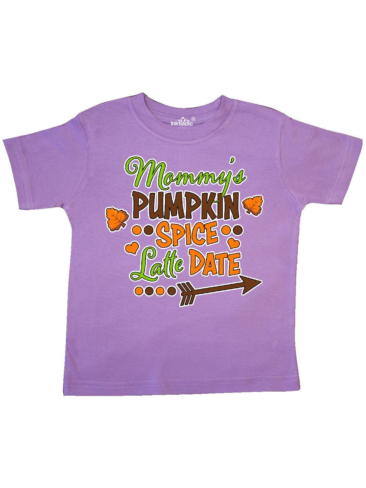 Mommy/'s Pumpkin Spice Latte Date Mommys Mini Pumpkin Spice Latte Baby Pumpkin Spice Pumpkin Spice Latte Shirt Pumpkin Spice Shirt