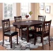 A Line Furniture Splendor Espresso Contemporary 5-piece Dining Set