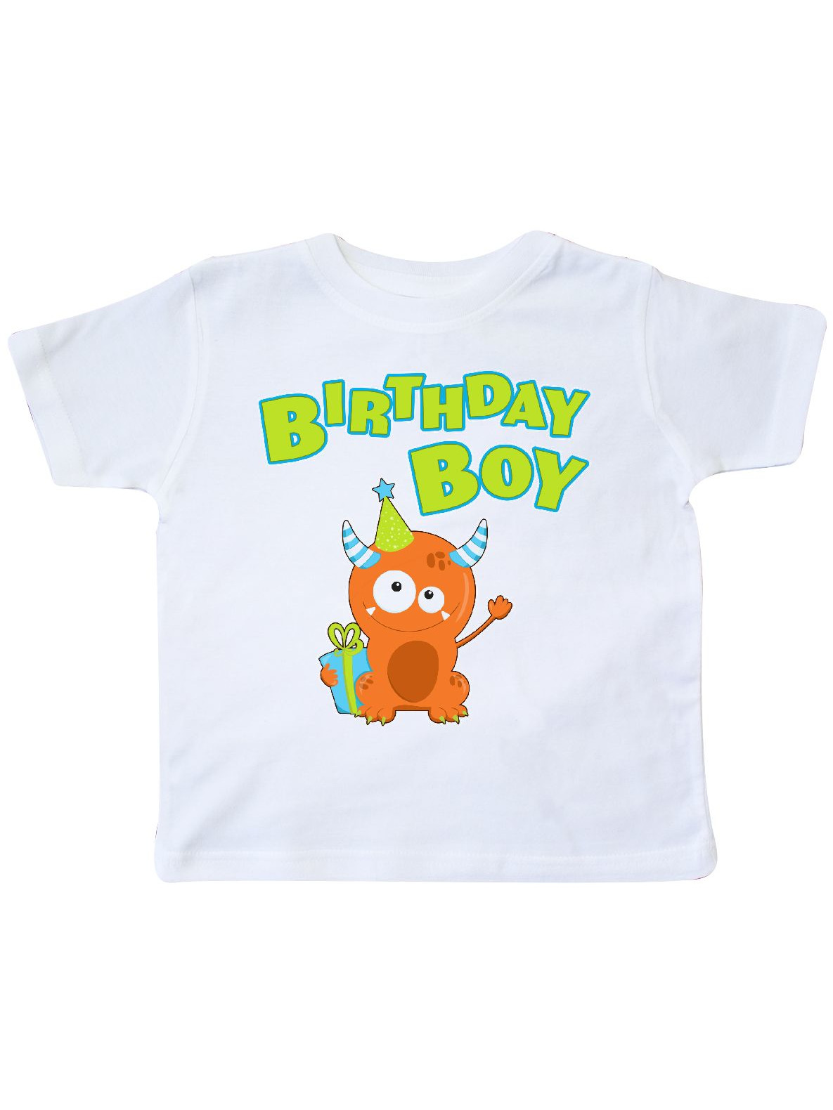 Birthday Boy Toddler T Shirt