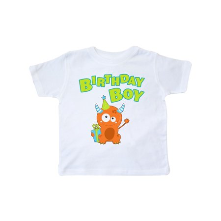 Birthday Boy Toddler T Shirt