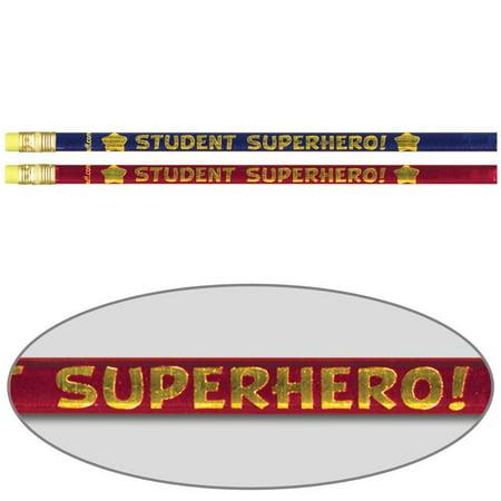 Student Superhero! Pencils