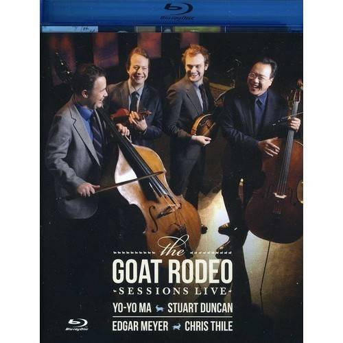 The Goat Rodeo Sessions Live (Music Blu-ray)