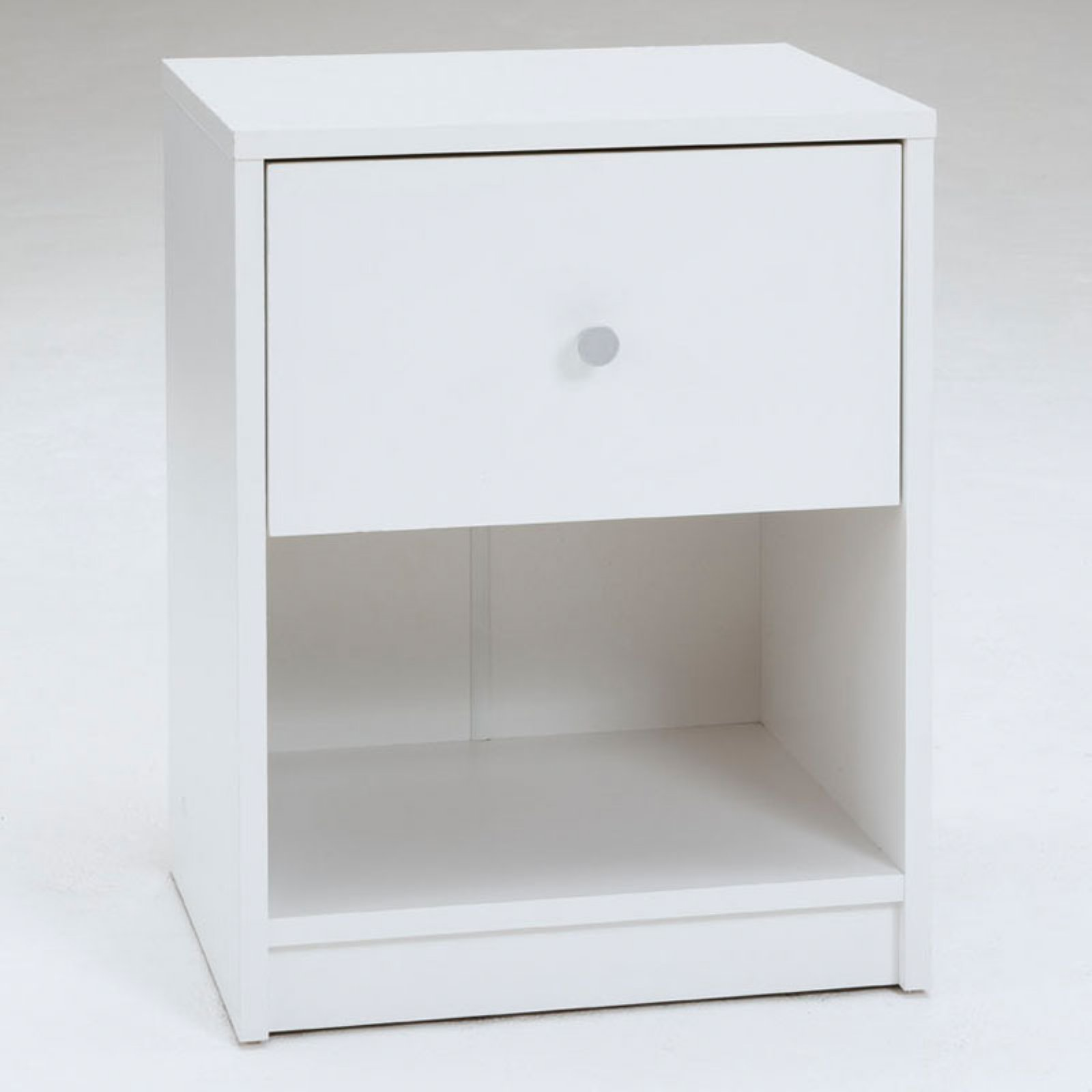 Tvilum Studio Furniture Collection 1 Drawer Nightstand, Multiple Colors by Tvilum