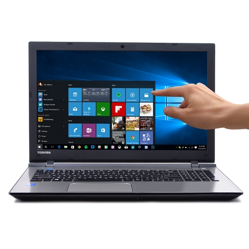 "Refurbished Toshiba S55T-C5325-4k 15.6"" 4K Touch Intel i7-6700HQ Quad Core 2.6GHz 16GB 1TB by Toshiba"