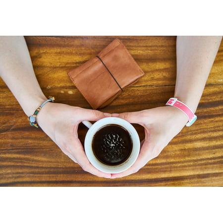 LAMINATED POSTER Morning Breakfast Macro Wood Food Caffeine Coffee Poster Print 24 x 36 - Halloween Morning Breakfast Ideas