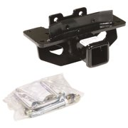 Hidden Hitch 87562 Trailer Hitch For 07-09 Chrysler Aspen & 04-09 Dodge Durango